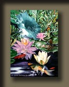 Garden of Life by Serena Rose, museum quality fine art giclee print on paper